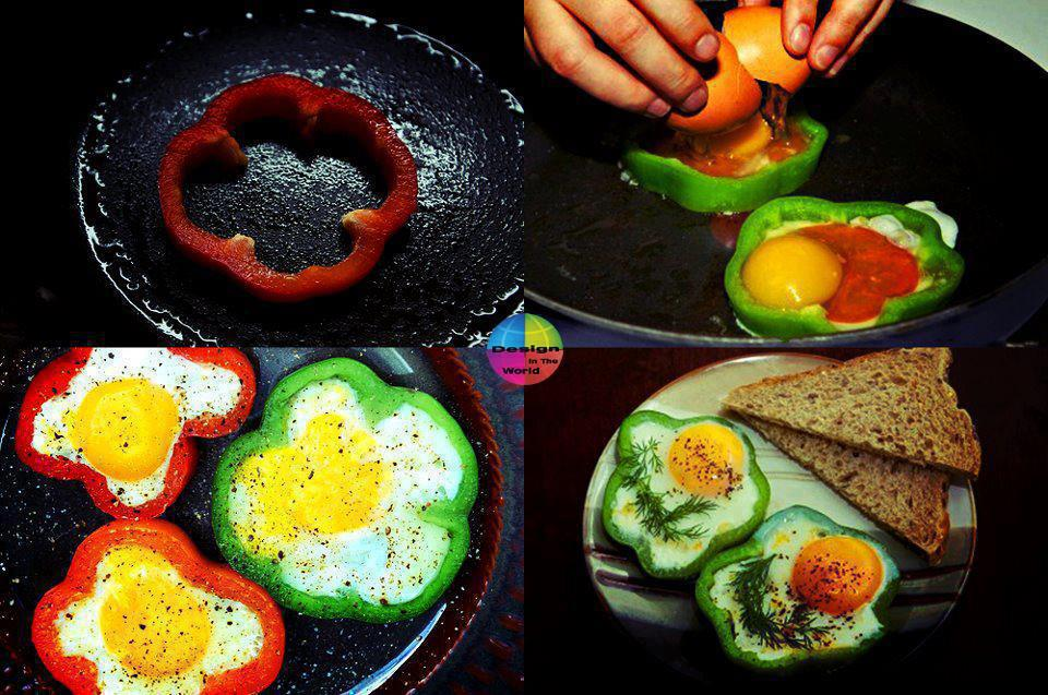 Bell Peppers n Eggs