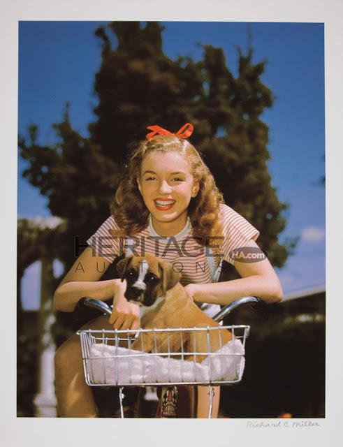 Rare Photos of Marilyn Monroe as Girl-Next-Door Norma Jeane (1)
