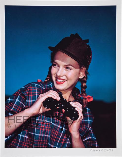 Rare Photos of Marilyn Monroe as Girl-Next-Door Norma Jeane (2)