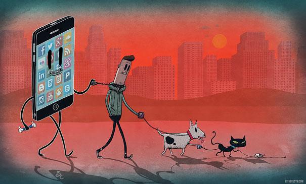 powerful-illustrations-addiction-technology-43__605