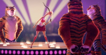 "SUPERSTAR — Revered worldwide by herds of fans, Zootopia's biggest pop star Gazelle is a socially conscious celebrity with equal parts talent and heart. Shakira lends her Grammy®-winning voice to the phenom. Walt Disney Animation Studios' ""Zootopia"" opens in U.S. theaters on March 4, 2016. ©2016 Disney. All Rights Reserved."