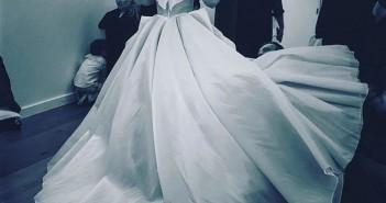 Rochia Cenusaresei a fost purtata la The Met Gala