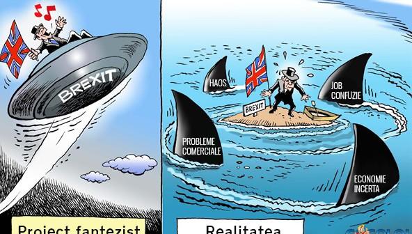 Brexit – Asta este adevaratul BREXIT